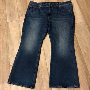 American Eagle Kick Boot Jeans Sz 24